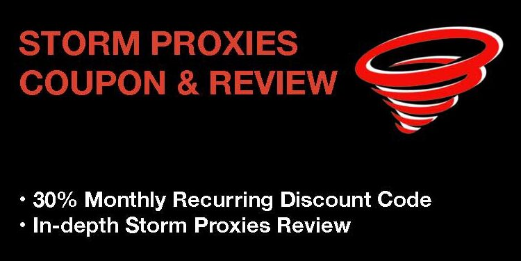 Storm Proxies Review: Best Dedicated Reverse Rotating Proxies