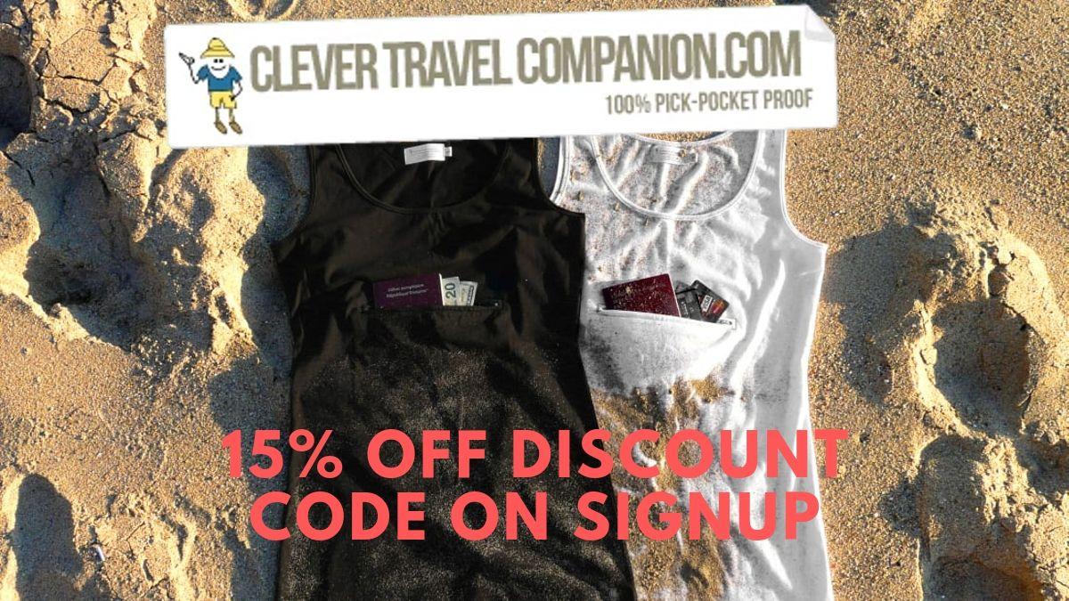 Clever Travel Companion Discount Code (15% OFF Coupon)