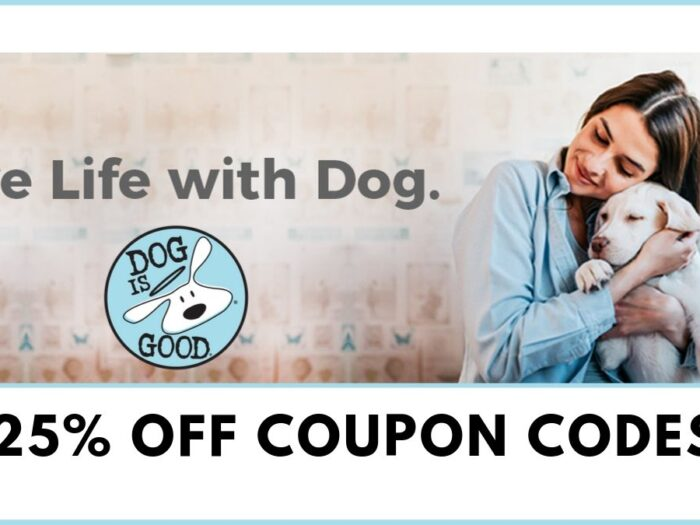 dog is good coupon codes