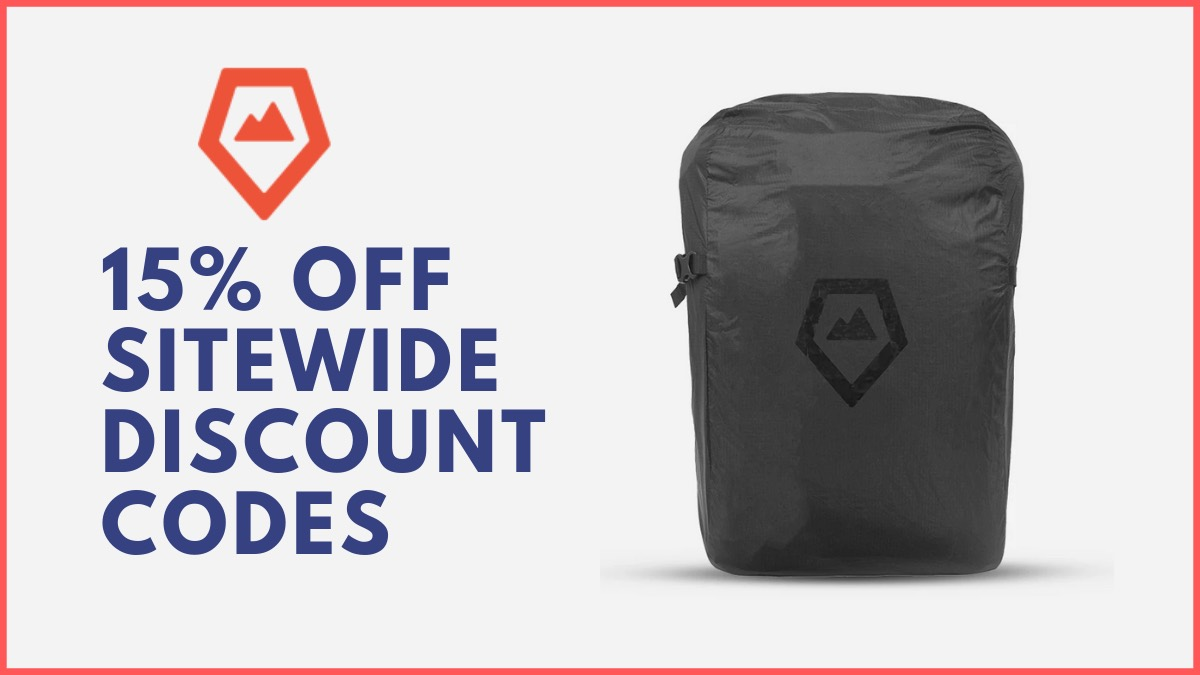 WANDRD Coupons (15% Discount For PRVKE Backpack)