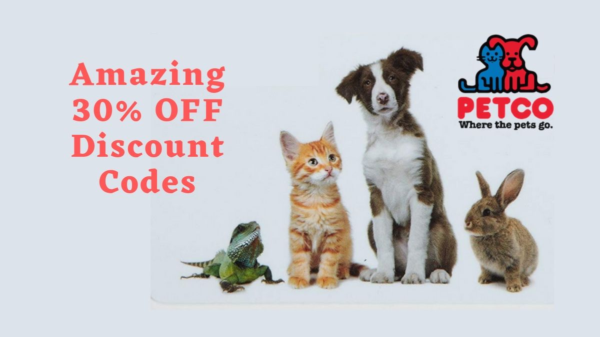 Petco Discount Coupons (Sitewide Promotional Coupon)