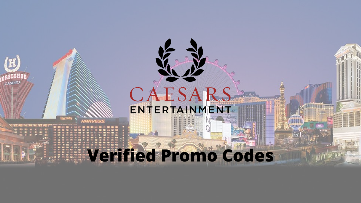Caesar Entertainment Discount Codes (30% OFF Coupons)