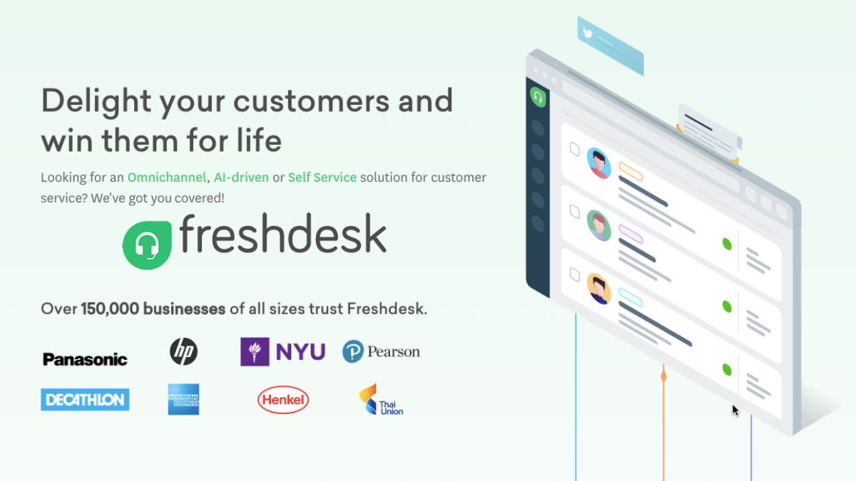 Freshdesk Coupon Code (30 Day Free Trial Discount Deal)