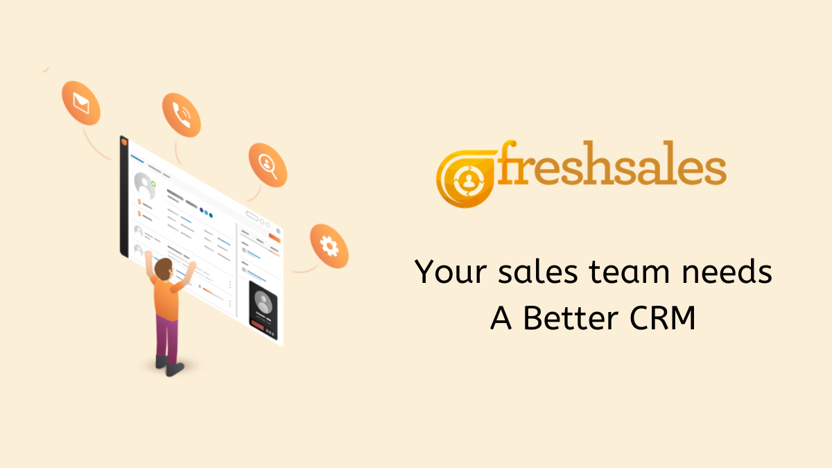 Freshsales Coupon Code (Verified 40% OFF Discount Code)