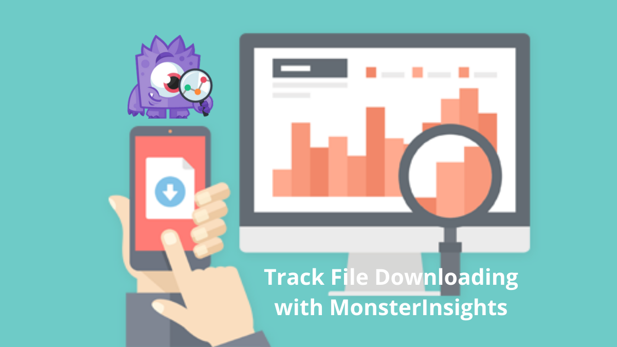 How To Enable File Download Tracking With MonsterInsights?