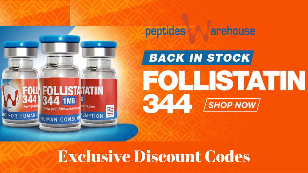 Peptides Warehouse Coupon Code (40% OFF Discount)