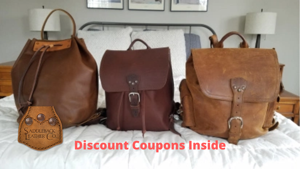Saddleback Leather Coupons (25% OFF Discount Deals)