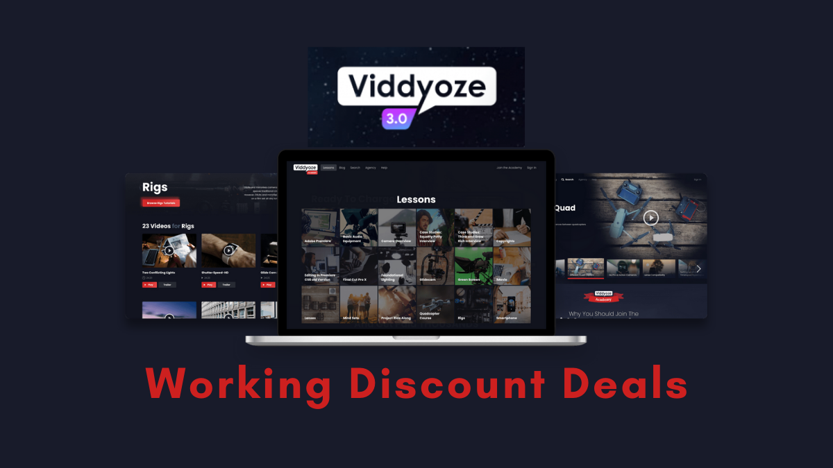 Viddyoze Coupon Code (Exclusive 15% OFF Discount Code)