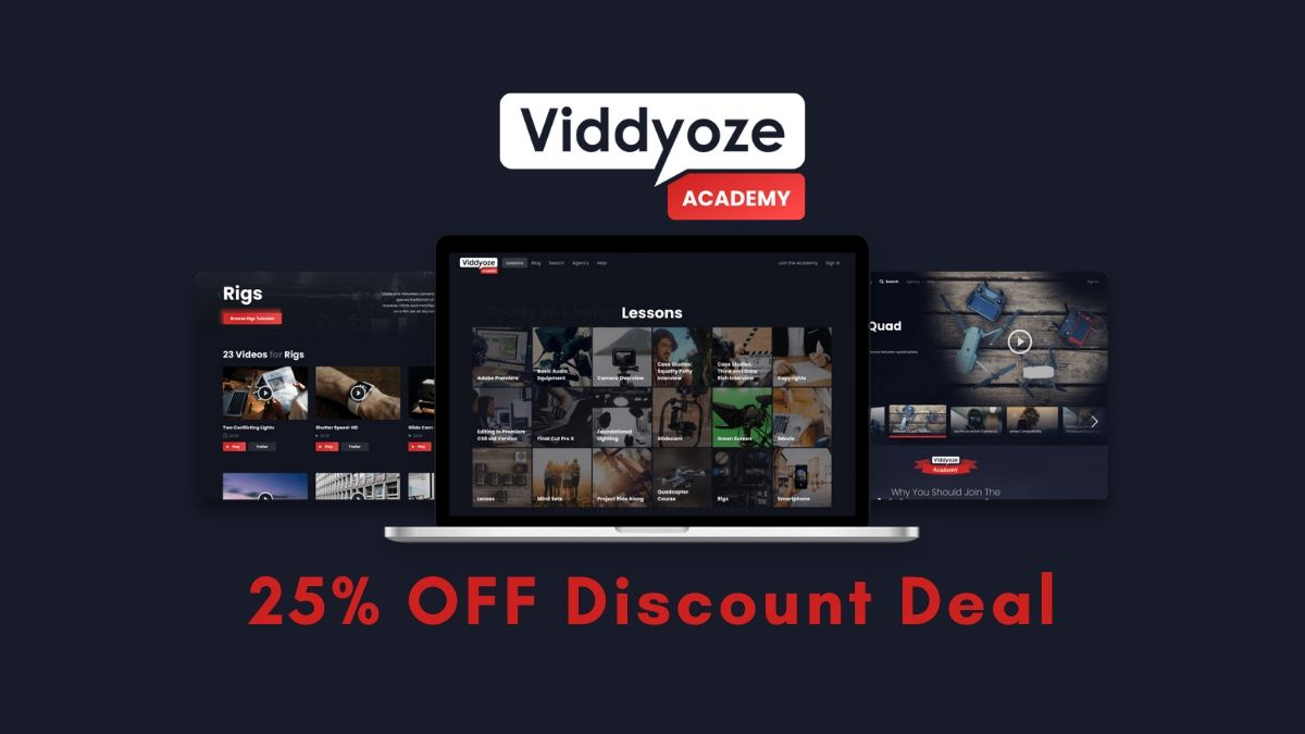 Viddyoze Academy Coupon (20% OFF Discount Deal)