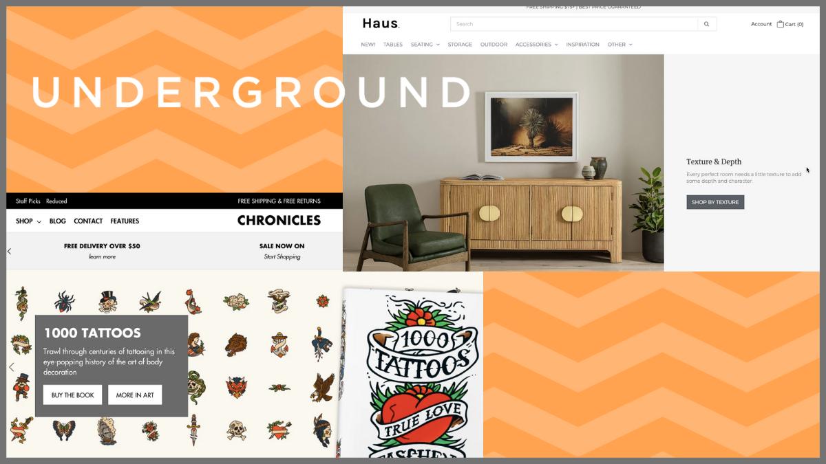 best shopify theme - underground