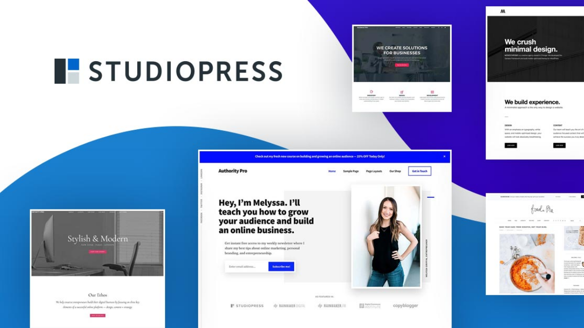 StudioPress Coupon 2020 (10% OFF on All WordPress Themes)