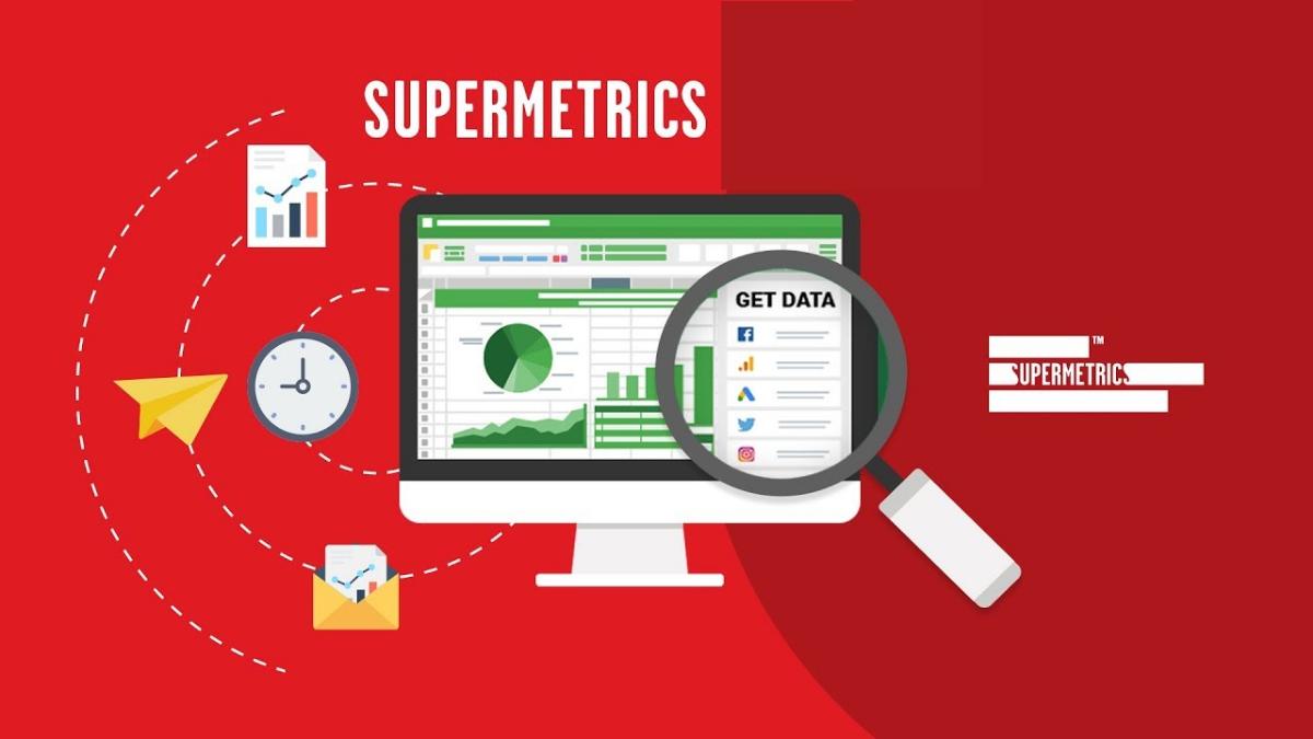 Supermetrics Discount Code (25% OFF Discount Deal)
