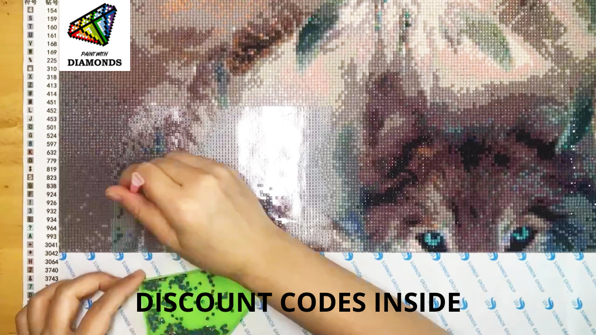 Paint With Diamonds Discount Code (75% OFF Coupons)