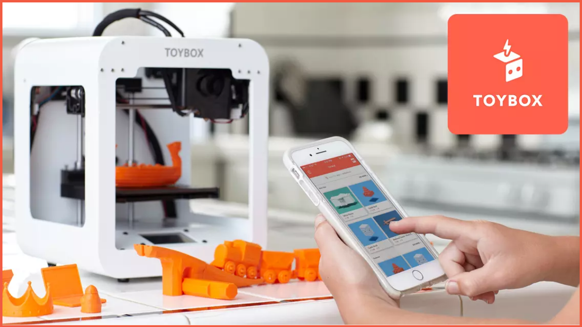 Toybox 3D Printer Discount Code (15% OFF Verified Coupon)