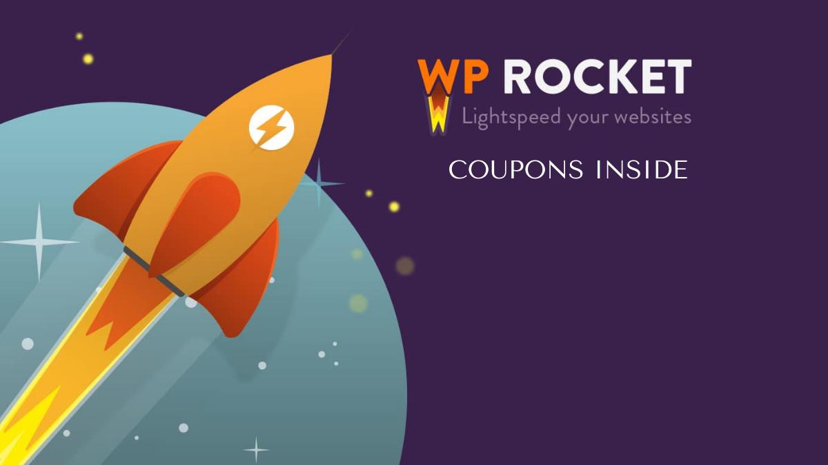 WP Rocket Coupon (Verified 10% OFF Discount Code)