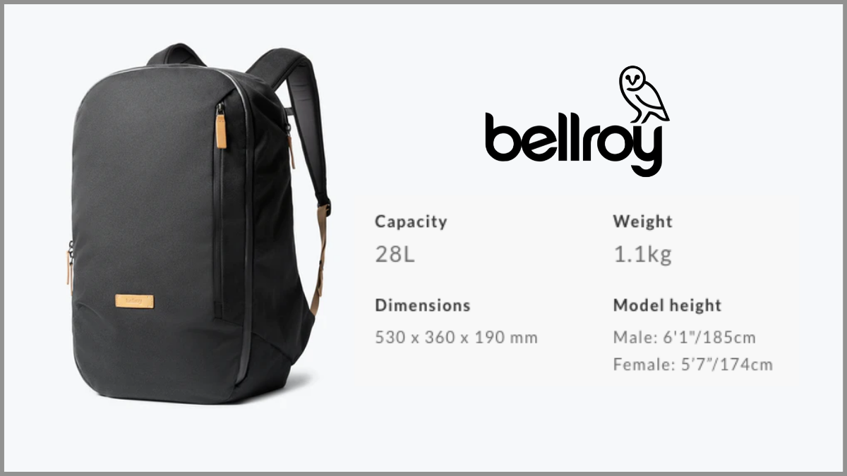Bellroy (Transit)