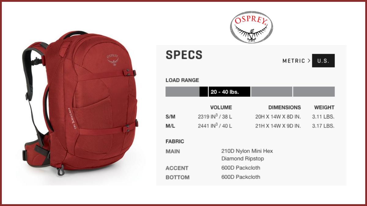 Osprey (FARPOINT®)