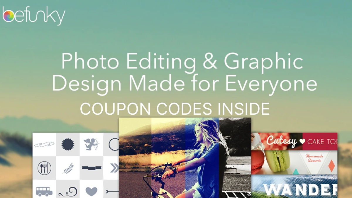 BeFunky Coupon Code (30% OFF Verified Discount Codes)