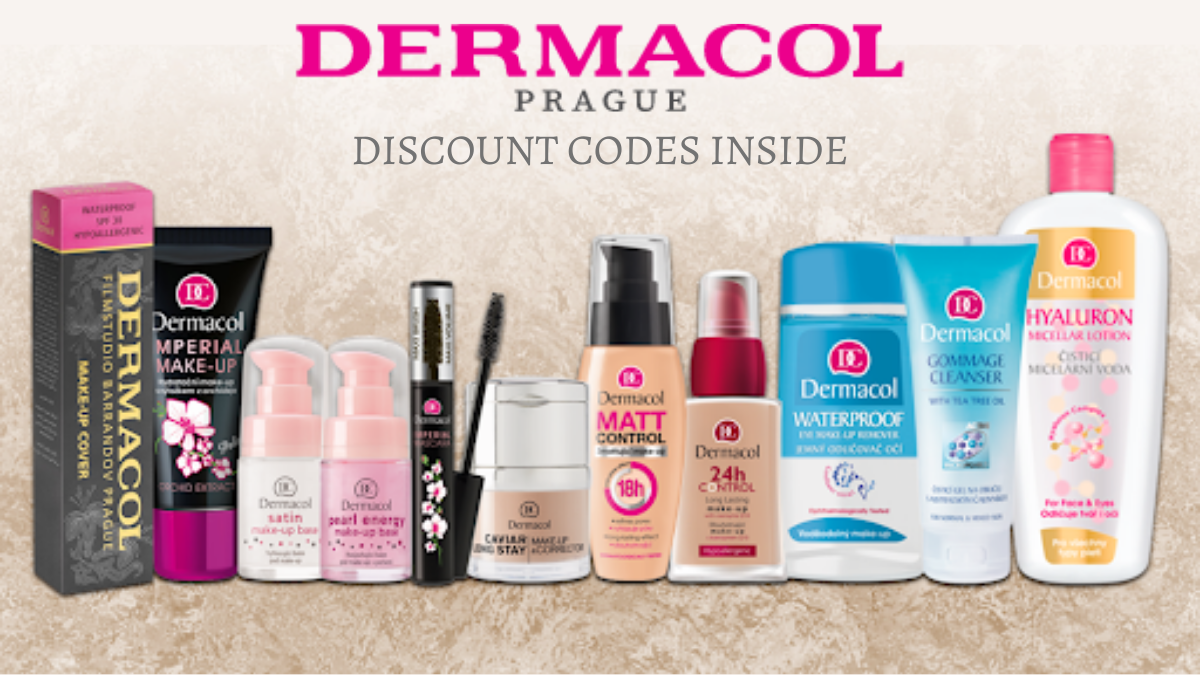 Dermacol Cosmetics Discount Code (30% OFF Coupons)