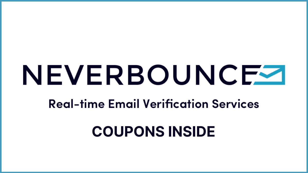 NeverBounce Coupons (20% OFF Working Discount Codes)