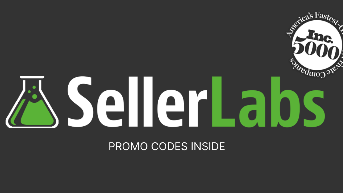 Seller Labs Promo Code (Working $40 OFF Coupon Codes)