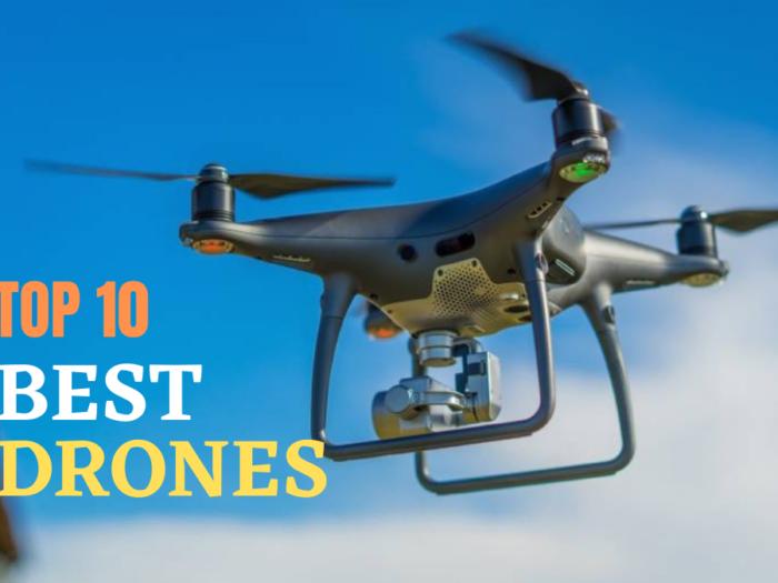 top 10 best drones