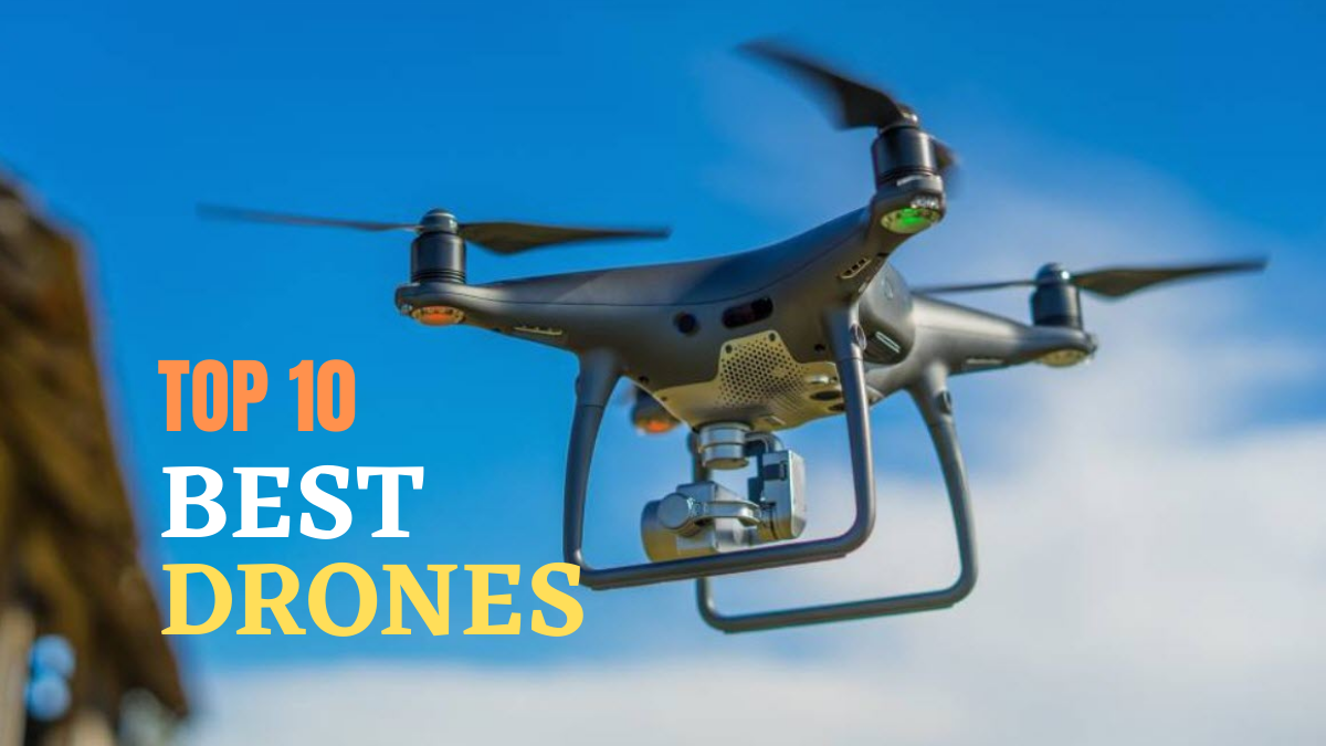 Top Best Drones: Best Profession & Commercial Drones
