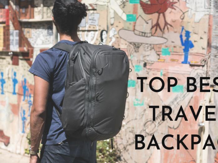 top best travel backpacks