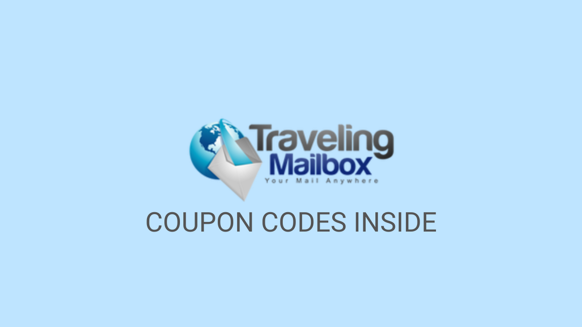 Traveling Mailbox Coupon Code (50% OFF Discount Codes)