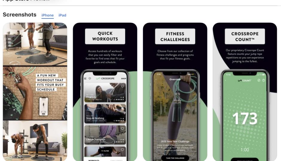 crossrope | jump rope training app