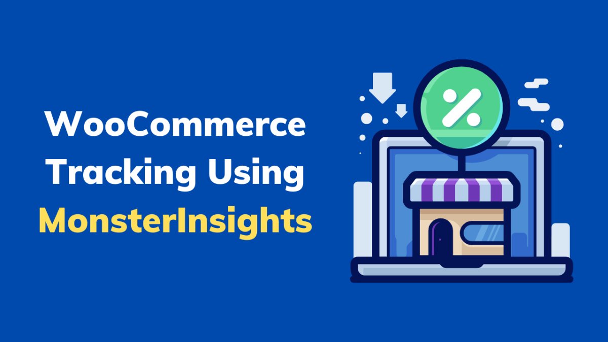 Add Google Analytics in WooCommerce with MonsterInsights