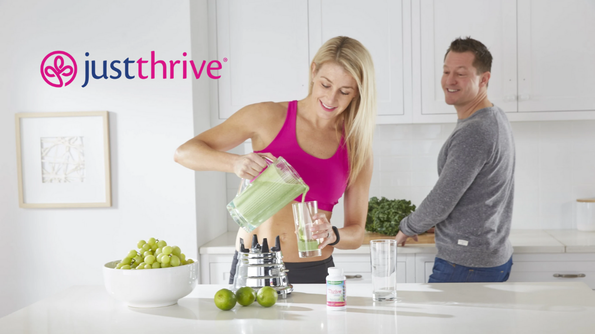 Working Just Thrive Health Coupon Codes for Natural Probiotic Supplements
