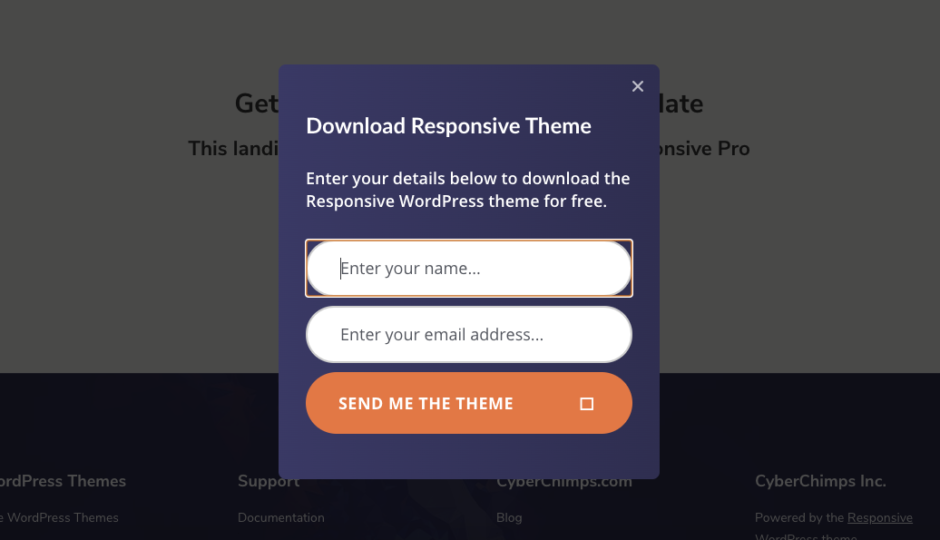 how to download repsonsive themese in wordpress