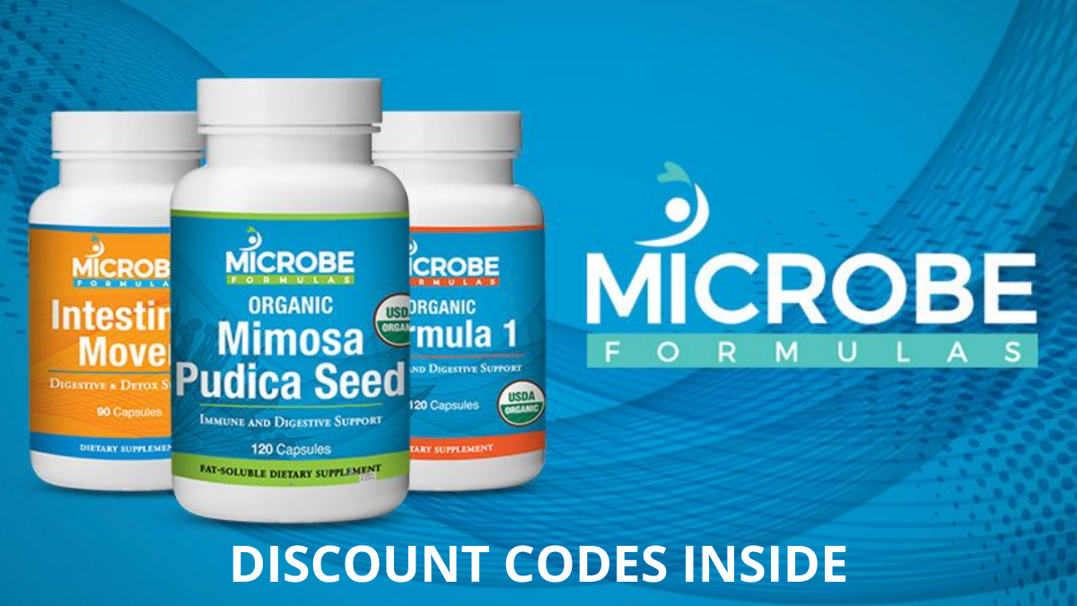 Microbe Formulas Discount Code (20% OFF Coupon Codes)