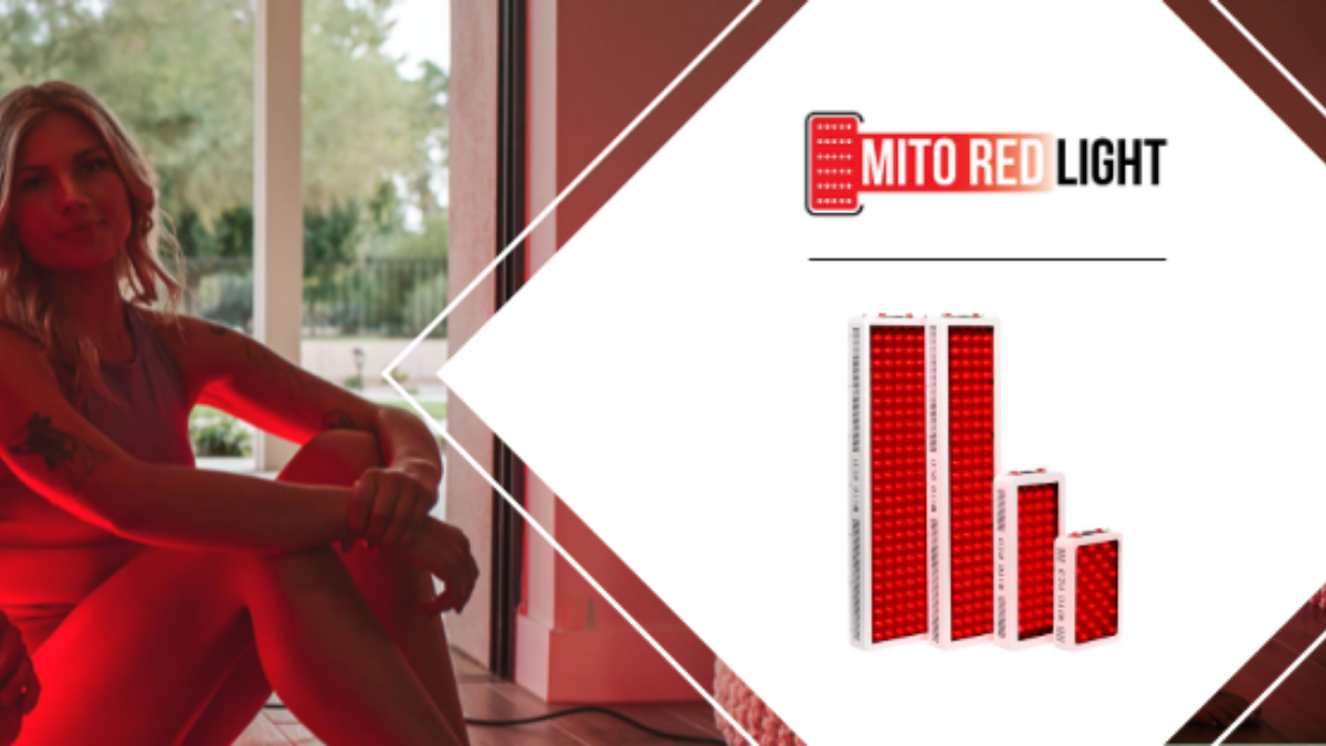 Mito Red Light Discount Code (20% OFF Coupon Codes)