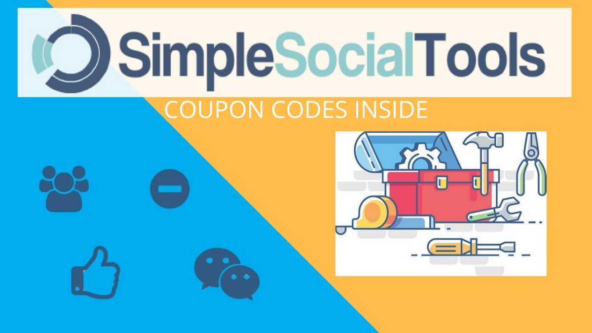 Simple Social Tools Coupon Code (55% OFF Promo Codes)