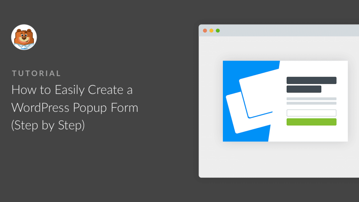 How to Add Contact Form Pop-Ups on Your WordPress Website?
