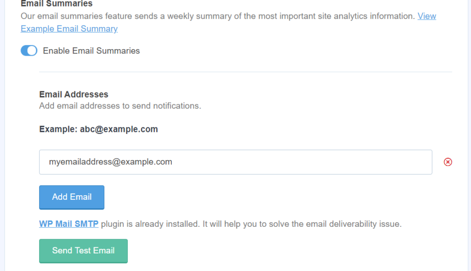 AUTOMATED GOOGLE ANALYTICS REPORTS AS EMAIL SUMMARIES