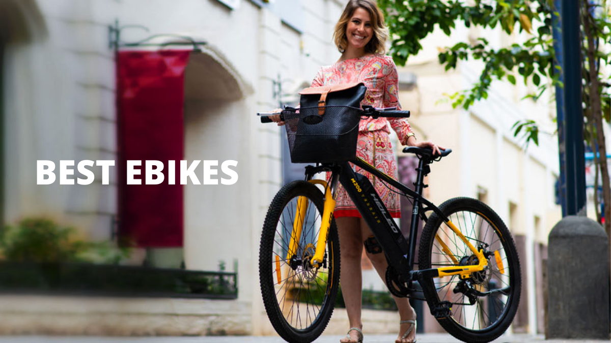 Best eBikes: (ALL You Need to Know About Buying eBike)