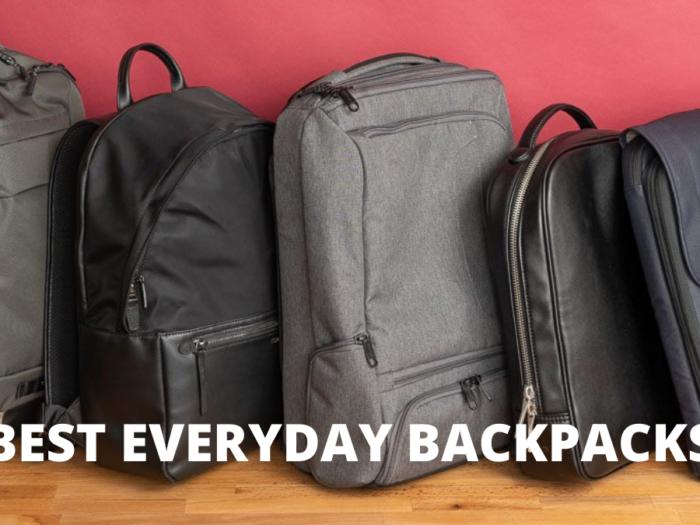 best everyday backpacks