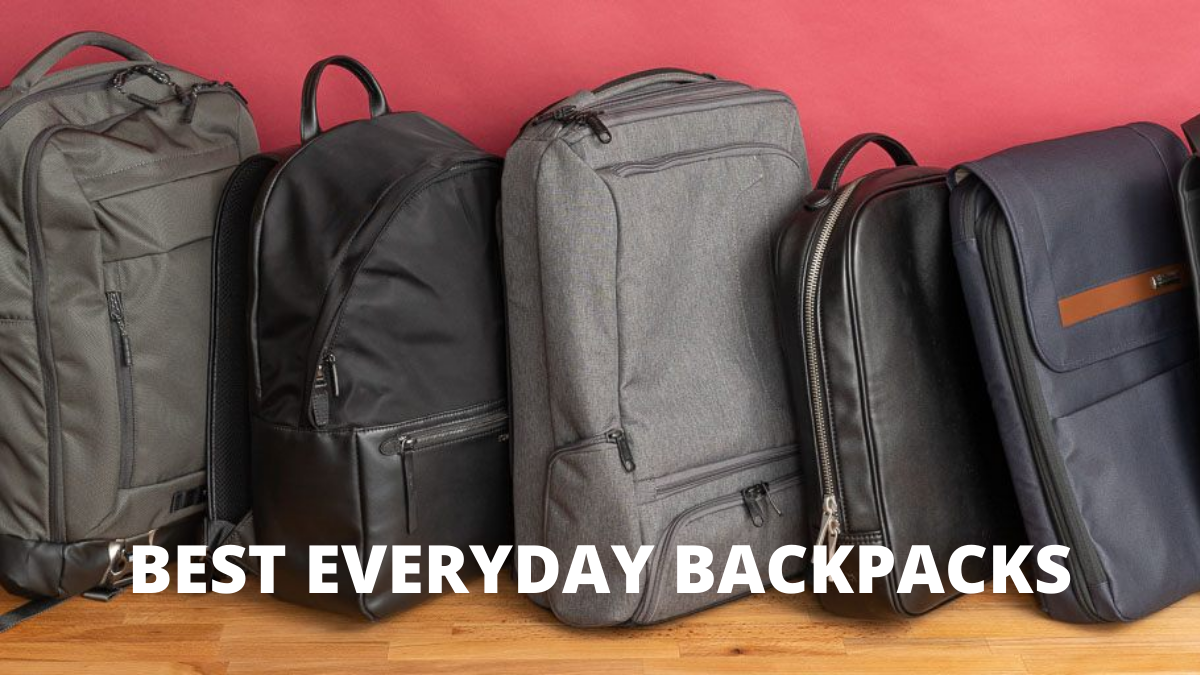 Best Everyday Backpacks (EDC Backpack with Great Deal)