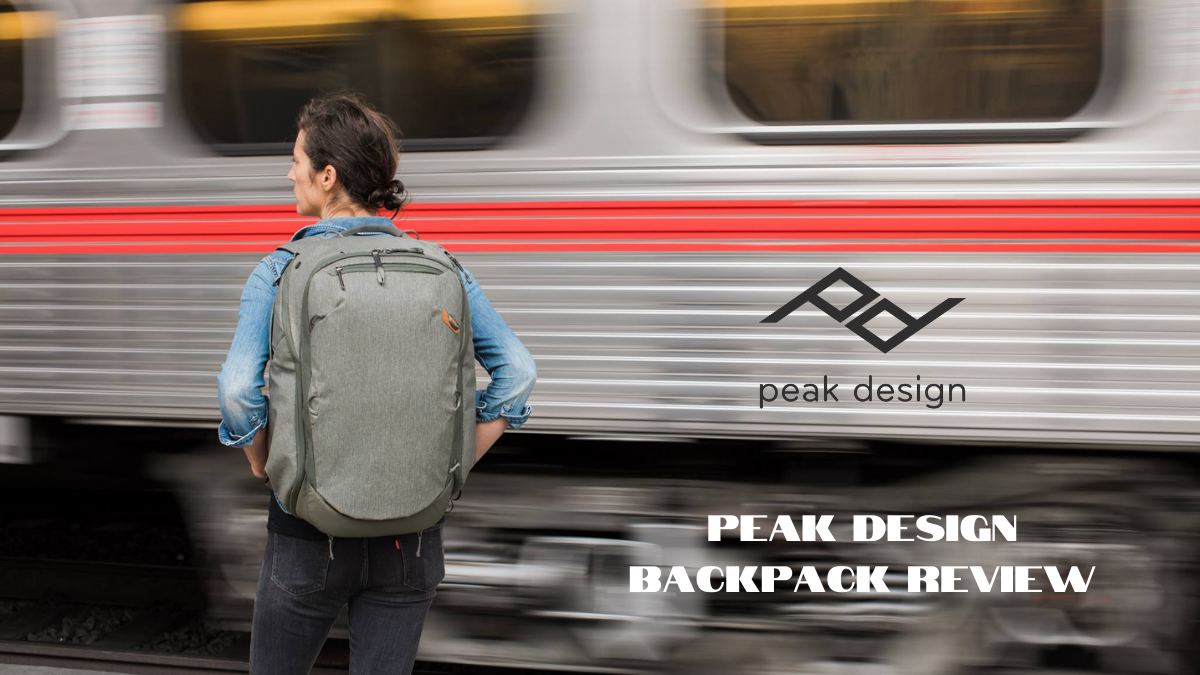 Peak Design Review 2020: (Best EDC Backpacks for Daily Commute)