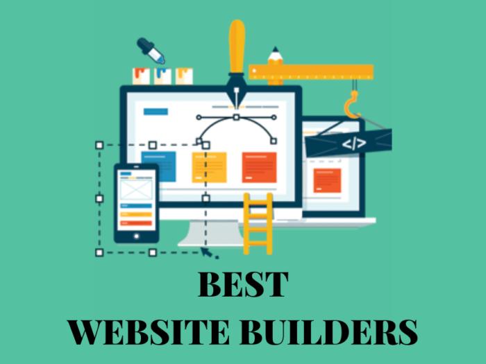 top best website builders