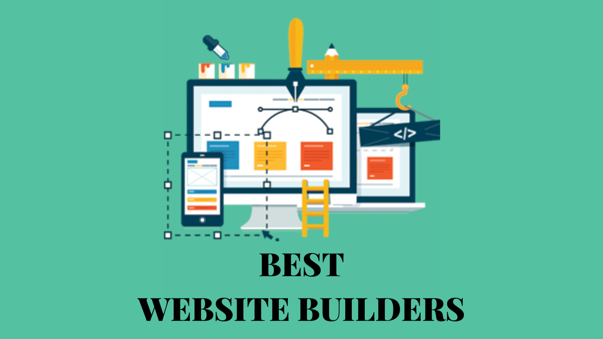 Best Website Builders (Build Websites Without Coding)