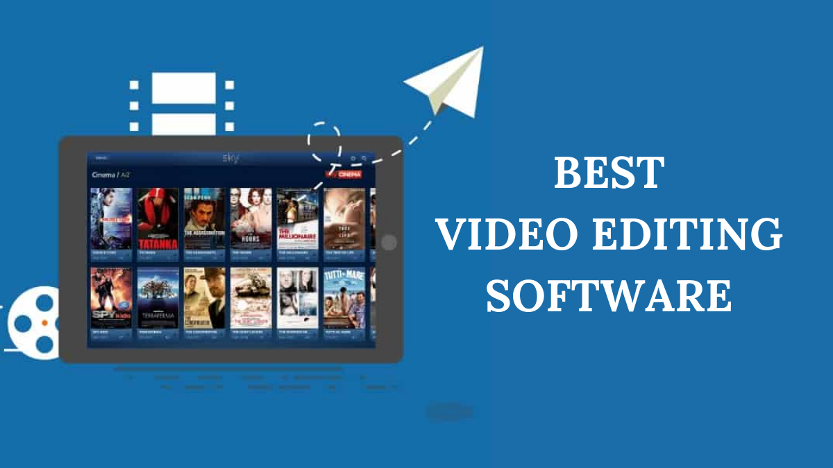 Best Video Editing Software for Business and YouTubers