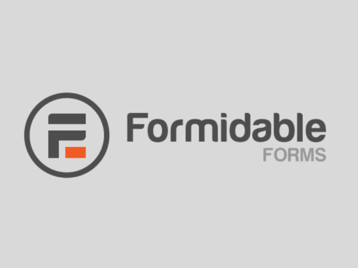 formidable forms coupons
