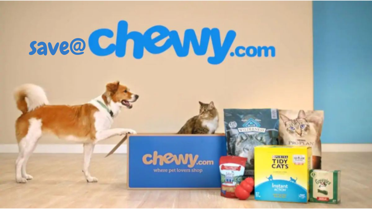 How to Save at Chewy? (Tips & Amazing Chewy Coupon Codes)