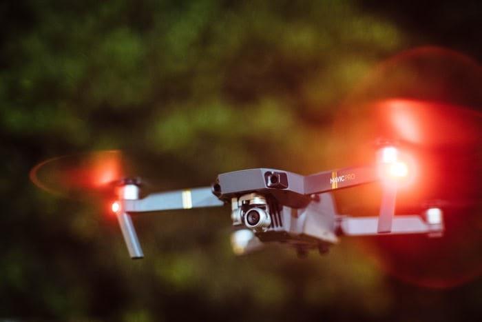 choosing lightweight camera drones