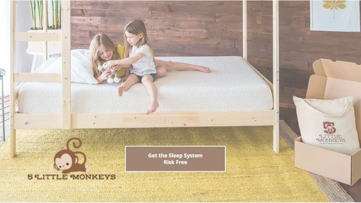 5 Little Monkeys Discount Code ($125 OFF Coupon Codes)