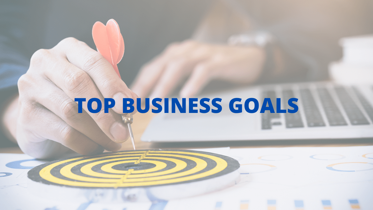 Top Business Goals for Small Business Owners